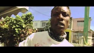 I Octane  - No Badda Dan Jah official music video \ cure pain riddim  / april 2016