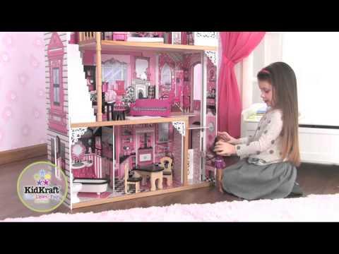 Costruire Una Casa Delle Bambole Di Legno : Progetto casa delle bambole fai da te: progetti fai da te casa delle