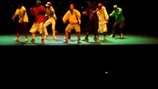 Retaliation dance group @ Get it on the floor 09