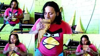 Nacho, Yandel, Bad Bunny - Báilame (Remix) Version Zampoña y Quena - Jean Atauje