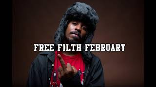 G-Mo Skee - Epic Filth Time (FREE FILTH FEB.)