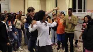 Dança turca no Rio de Janeiro!