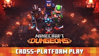 Minecraft Dungeons Gets Cross-Platform Play With New Update