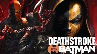 Deathstroke vs Batman By Christopher Priest: Review