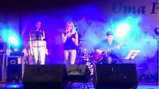 Todas as Ruas do Amor - Flor de lis cover(live)