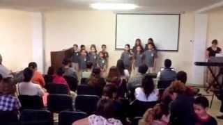 Cantemos Jubilosos Coro de niños Haz con mi vida