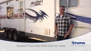 Truma's Aqua Go Instant Water heater... Expect more!