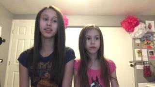 Alex & Sierra-Little Do You Know (Cover by Brooklyn Noelle age 15 and Presley Noelle age 8)