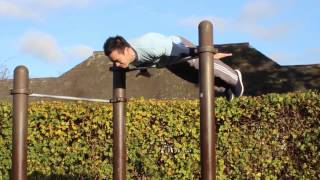 UK Calisthenics - Street Workout - Primrose Hill Park