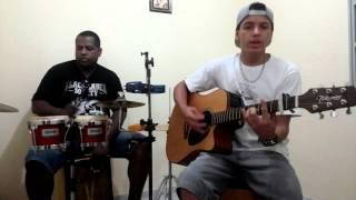 Que Mal Te Fiz Eu - Gusttavo Lima - ( Leandro e Mozart ) Cover