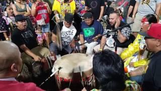 Young Eagle Creek Live @ ASU Powwow 2017 #1
