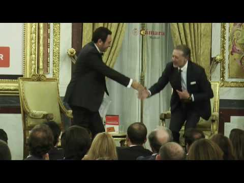 Presentación del libro '50 claves para franquiciar' de Mariano Alonso