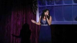 "Me singing ""hurt"" by Christina Aguilera"