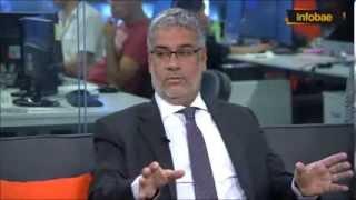 """Roberto Feletti: """"Pongo las manos en el fuego por Amado Boudou"""""""