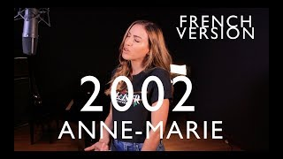 2002 ( FRENCH VERSION ) ANNE-MARIE ( SARA'H COVER )