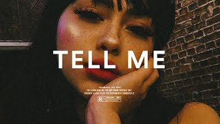 "Trapsoul Type Beat ""Tell Me"" Smooth R&B Rap Instrumental 2018"