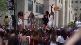 """Little Mix Perform A Capella Version of """"How Ya Doin?"""" on The TODAY Show!"""