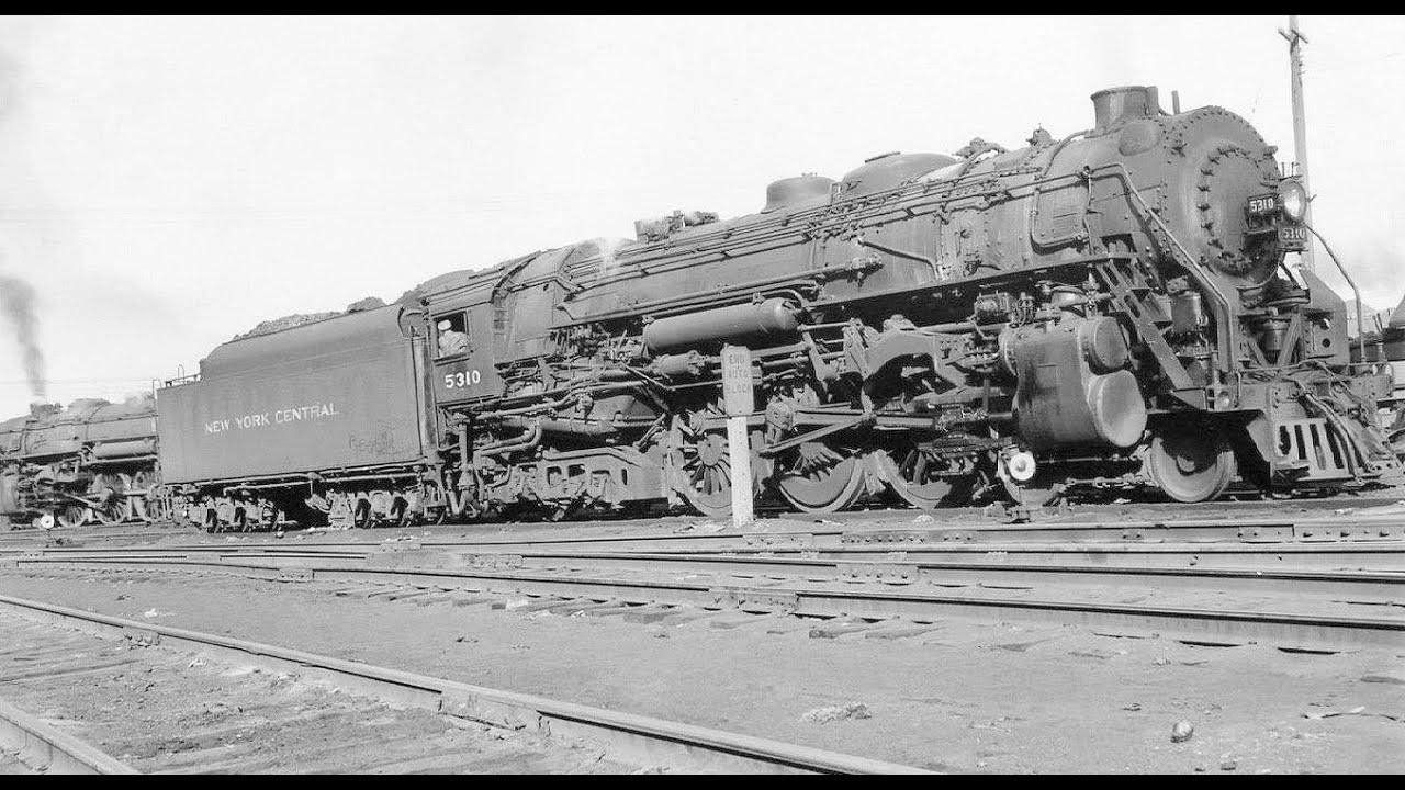 New York Central Hudson Steam Locomotive