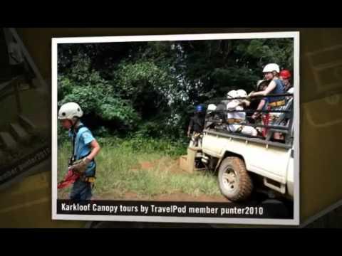 """Karkloof treetop canopy tour"" Punter2010's photos around Pietermaritzburg, South Africa"