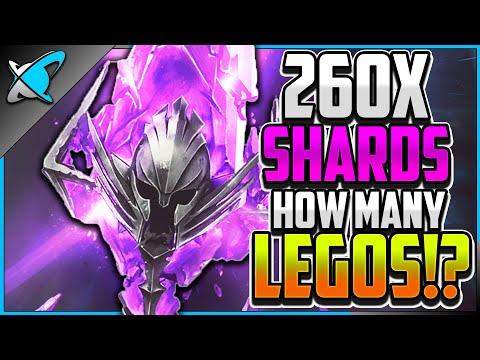 260 SHARDS... How Many LEGOS ?! | 2X Void Event Highlights | RAID: Shadow Legends