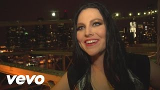 Evanescence - What You Want (Behind The Scenes)
