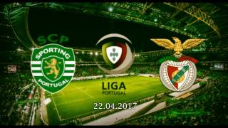Sporting CP 1-1 SL Benfica 22.04.2017 Promo