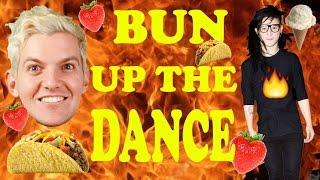 Skrillex & Dillon Francis - Bun Up The Dance | VISUALS + LYRICS