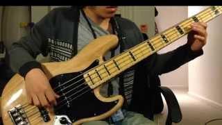 Killer Tune (bass cover)