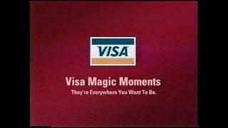 Visa Magic Moments Commercial (2001)