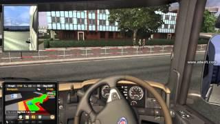 Euro Truck Simulator 2-Viagem completa ;)