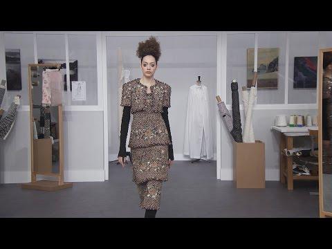 Fall-Winter 2016/17 Haute Couture CHANEL Show