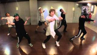 Red Hot Chili Peppers - Can't Stop (RIOT Twerkout) @Mango/AttitudeDanceCrew