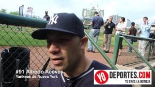 Alfredo Aceves Yankees de Nueva York