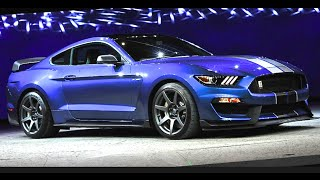 2016 Ford Shelby GT350R Mustang Reveal 2015 DETROIT NAIAS Commercial CARJAM TV 4K 2015