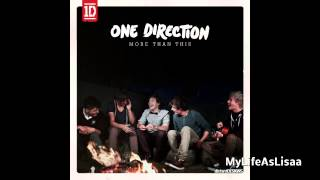 More Than This - One Direction - Live + Acoustic Mix (listen with headphones)