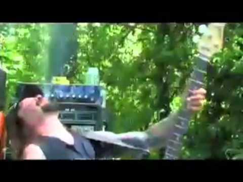Swamp Devil de Artimus Pyledriver Letra y Video