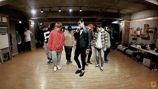 블락비(Block B) - 'Toy' Dance practice