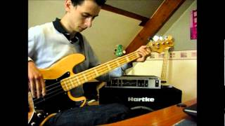 Lenny Kravitz-Are You Gonna Go My Way (Bass cover)