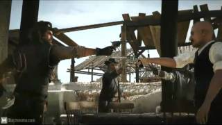 Red Dead Redemption Hurt (Johnny Cash)