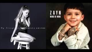 SHE DON'T LOVE ME HARDER - Ariana Grande feat. The Weeknd vs. ZAYN (Mashup)