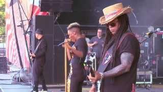 Skunk Anansie Live - I Believed In You @ Sziget 2013