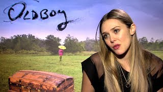 Elizabeth Olsen Interview - Oldboy (HD) JoBlo.com Exclusive