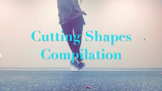 Cutting Shapes in Kentucky Compilation