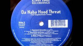 Da Naba Hood Threat - Mind Tricks (Instrumental)