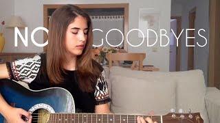 NO GOODBYES - DUA LIPA Cover Lucía Peña