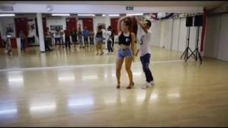 Me emborrachare (Grupo Extra) 2017 bachata sensual - Davide e Viviana