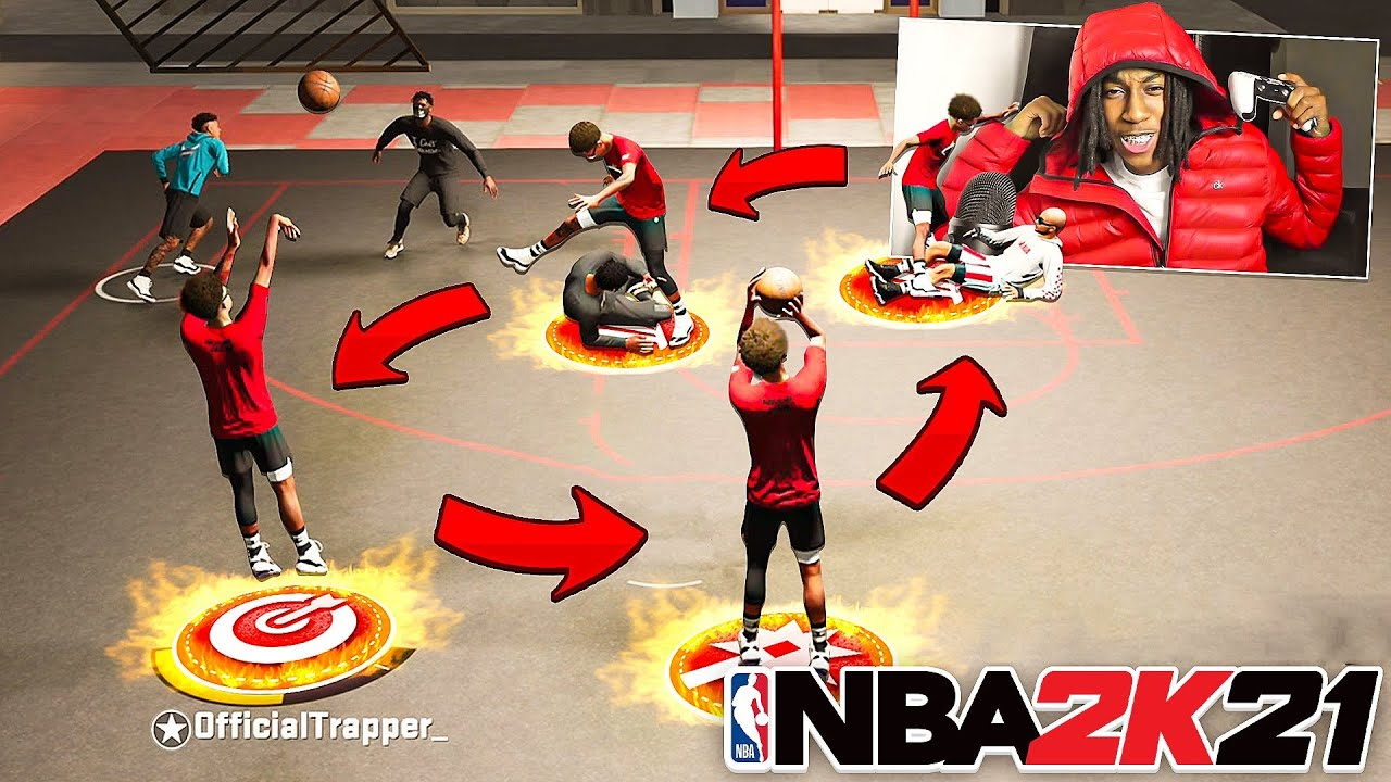 Ya Boi Tonio - Using Every TAKEOVER W/ The Best Build In NBA 2k21!😜 PS5 Next Gen!