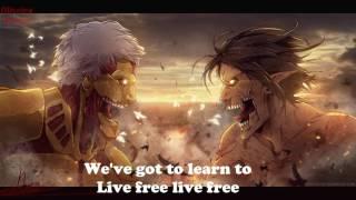Shingeki no Kyojin / Attack On Titan Season 2 OST- Barricades Full Lyrics