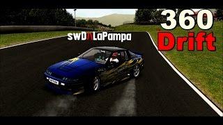 [LFS] Live for Speed 360 drift +3 finas P:Getaway