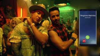 Despacito - Luis Fonsi ft. Daddy Yankee | Ringtone Marimba